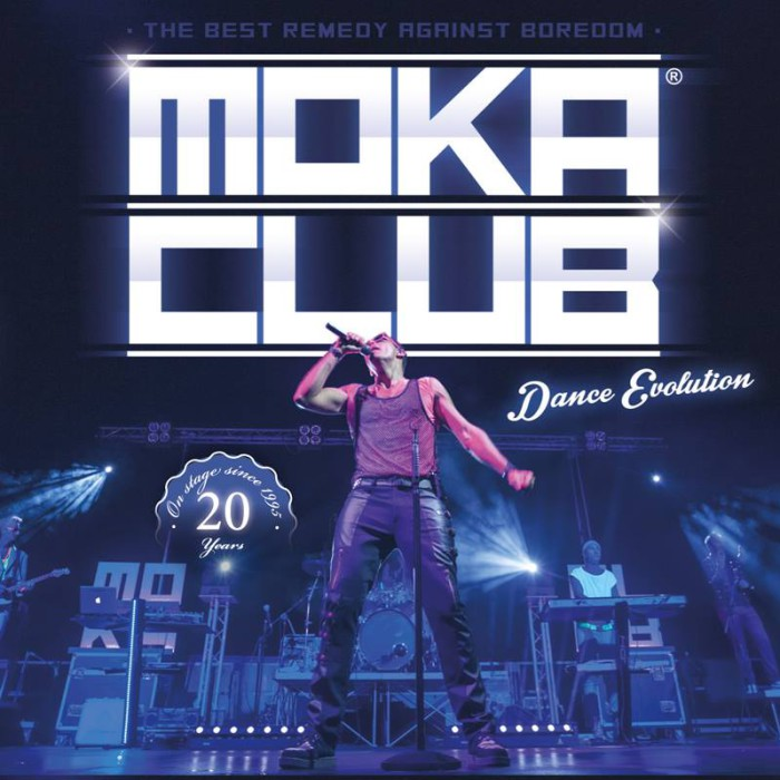 MOKA CLUB (Dance/Pop 80 & more)