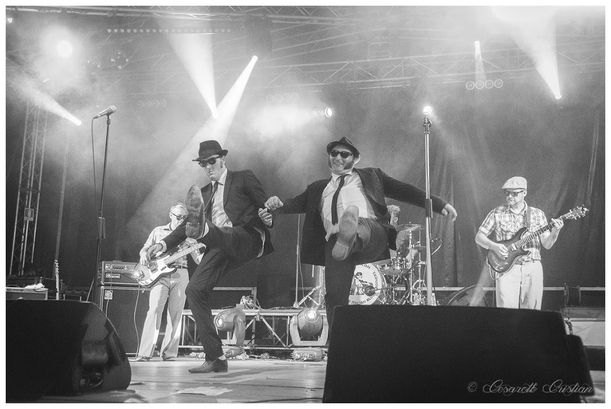 SOUL MAN BAND Blues Brothers Tribute