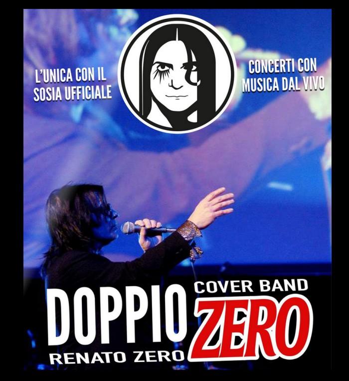 DOPPIO ZERO Renato Zero Tribute
