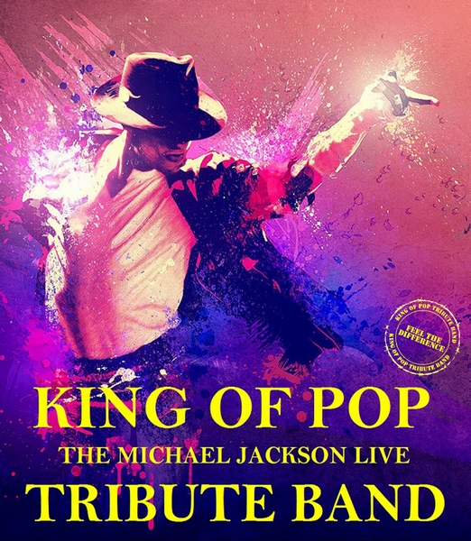 KING OF POP Michael Jackson Tribute Band