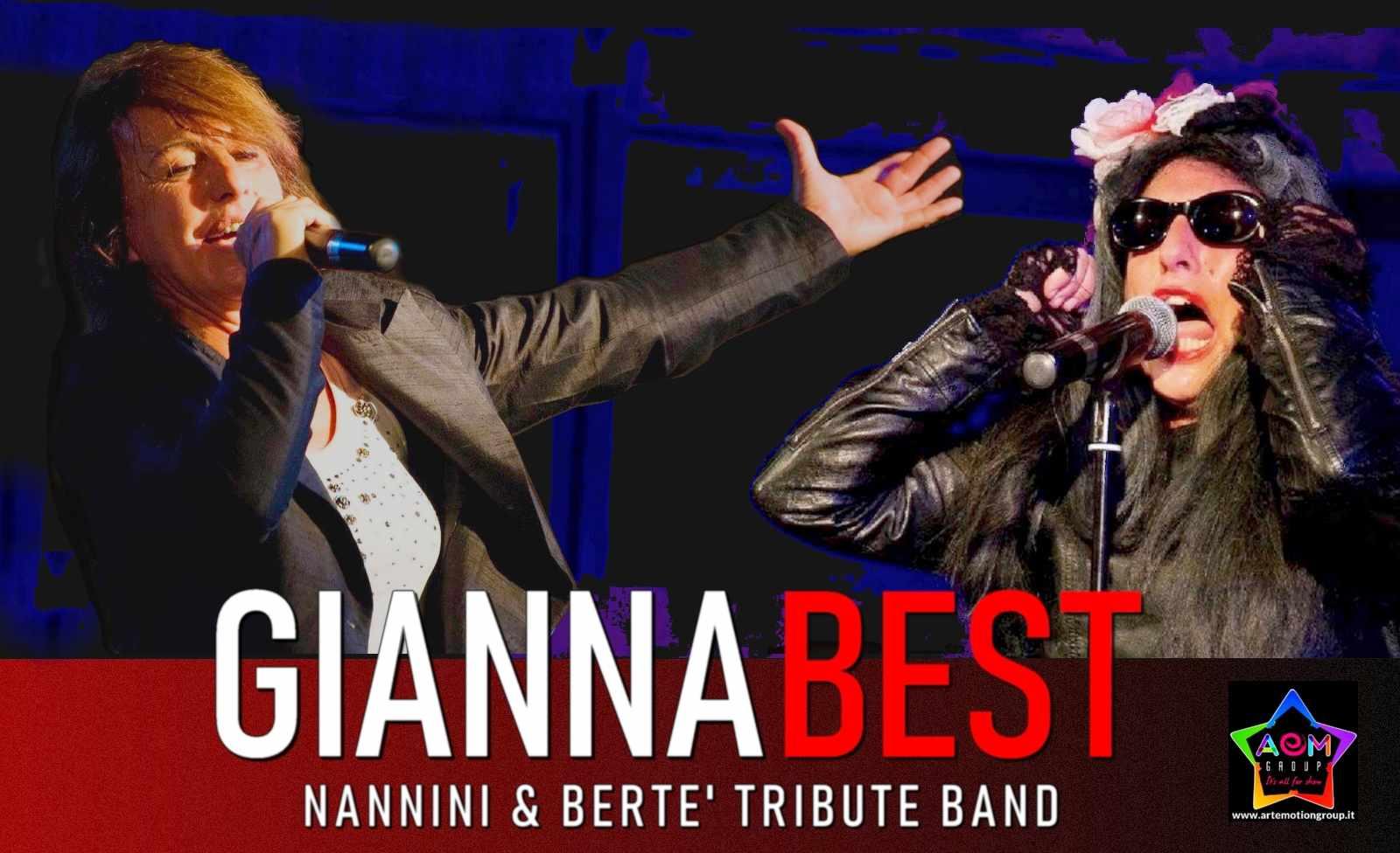 Nannini e Bertè Tribute