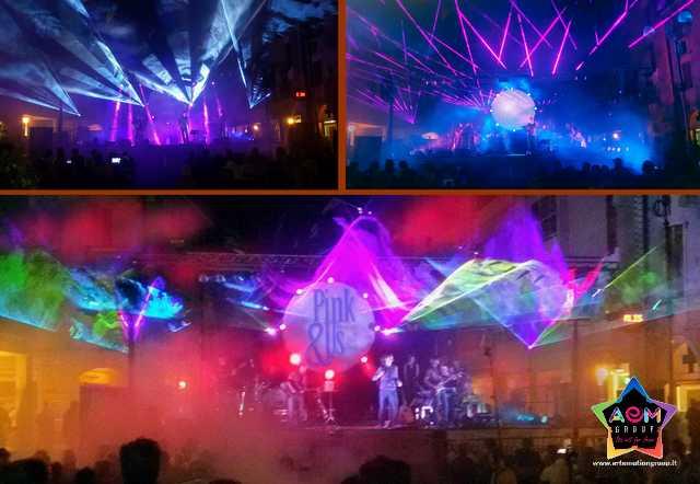 Pink Floyd Tribute concerti all'aperto