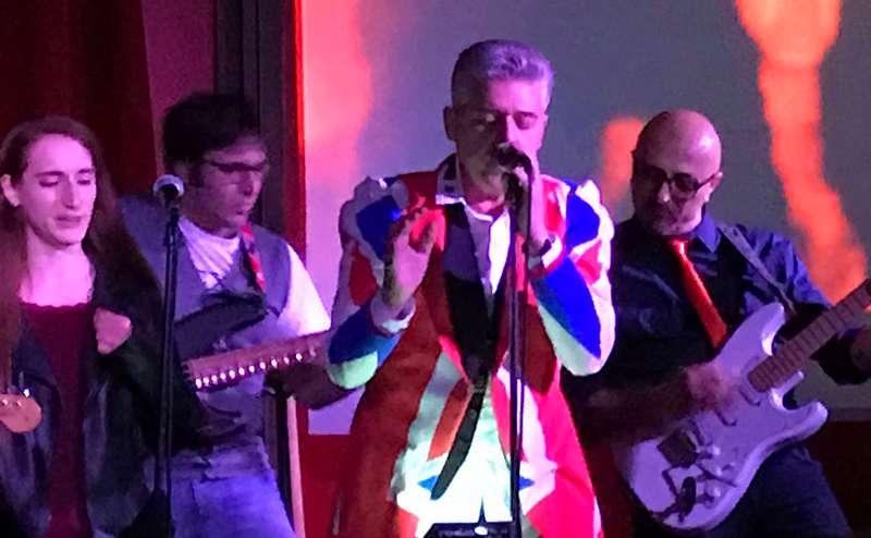 BOWIE DREAMS David Bowie Tribute